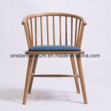 거실 Loung 북유럽 디자인의 북유럽 단단한 나무 의자
