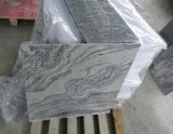 Steengroeve van het Graniet van de Steen van de Plak van het Graniet van de Tegel van het Graniet van Juparana de Natuurlijke