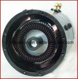 クラブカートのための高いトルクKdsによってブラシをかけられる可逆DCモーターZq48-4.0-C 48V/110A専門家