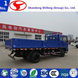 FC2000 8 톤 좋은 품질을%s 가진 Lcv 화물 자동차 편평하거나 가벼운 가벼운 의무 화물 또는 도매 또는 평상형 트레일러 트럭