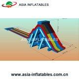 Reuze Dia Inflatablewater voor het Park van het Water/de Opblaasbare Dia van de Schop van de Daling
