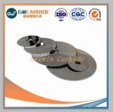Hojas de sierra de carburo de tungsteno sólidas herramientas de corte para máquinas CNC