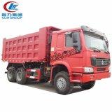 Prix de constructeurs de camion à benne basculante du camion à benne basculante de HOWO 6X4 inférieur