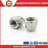 Écrou borgne Hex de bride de l'acier inoxydable DIN1587 M3-M20