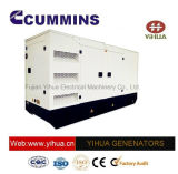 Dcec dosel 22-275silenciosa espera poder kVA a 50Hz Grupo electrógeno Cummins[IC180131c]