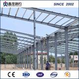 Estructura de acero prefabricados para nave fabricado en China