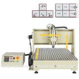 Il legno della macchina del tornio di CNC lavora la mini macchina alla macchina di CNC