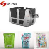 Molho automático/detergente líquido Pouch máquina de embalagem