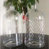 5L bouteille d'eau de printemps semi-automatique de la machine de soufflage