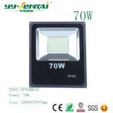 luz de inundación impermeable al aire libre de 70W IP65 LED