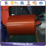 Ral9002 Prepainted оцинкованной стали катушек для строительных материалов (CZ-P12)