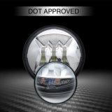 卸し売り30Wフォグランプ3000K 6000K 5.75inchの極度の明るい防水12V 24ボルトLEDのヘッドライト