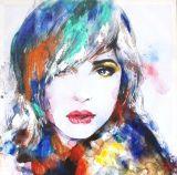 Handgemachter Farbanstrich des Colorfull Schönheits-Entwurfs-100% für Dekoration