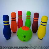 Berufs-NBR Schaumgummi-Minibowlingspiel-Spielzeug für Kinder