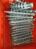 Высоковольтный составной кремний резины изолятора 11kv 70kn