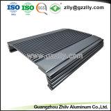 Profilo di alluminio di alta precisione per il radiatore dell'audio strumentazione dell'automobile