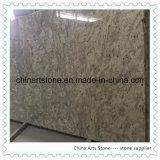 中国は性質の石造りのプロジェクトのための白い花こう岩の平板を磨いた