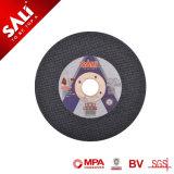 Fábrica de Yongkang MPa tipo plano certificado Disco de corte Metal resina