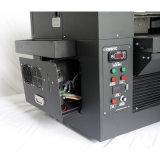 Stampante a base piatta UV dell'inchiostro del getto di inchiostro di formato LED Digital di Kmbyc A3