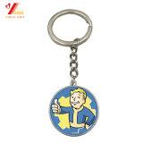 Förderndes Geschenk-kundenspezifisches Metallschlüsselring für Hochzeit und Metall Keychain (YB-ST-030)