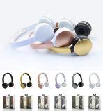 Auricular sin hilos del receptor de cabeza de Bluetooth del juego estéreo
