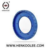 Segment quadrature Continuous-Rim roue pour les carreaux de céramique