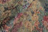 Tela do Chenille 2016 e de algodão para o revestimento do fornecedor do jacquard