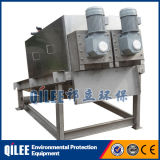 2018 Novo parafuso de Tratamento de Águas Residuais de óleo de palma máquina de desidratação de lamas