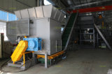 Plastique du PE pp lavant réutilisant la ligne avec 1000 kg/h heures