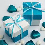 Выполненная на заказ благосклонность венчания квадрата высокого качества кладет случай в коробку подарков коробки конфеты