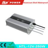 12V 250W IP67 imperméabilisent le bloc d'alimentation de DEL avec du ce RoHS