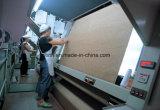 Materia textil consolidada hecha punto de la tapicería del nuevo estilo y tela de cuero de la PU