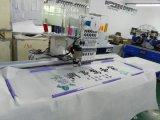 Wonyo sola cabeza multi de los colores de la máquina de bordado computarizado con mejor calidad que otra marca de fábrica