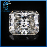 7X9mm 2.5 캐럿 팔각형 광점 커트 Vvs 명확성 Moissanite 보석을%s 느슨한 Moissanite 다이아몬드