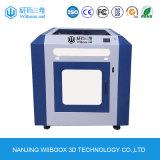 Impressora 3D Desktop da impressão 3D enorme da exatidão elevada de /FCC/RoHS do Ce