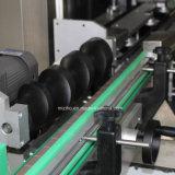 自動飲料水の錫の袖のラベルの収縮機械
