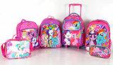 Рекламные Custom тележка рюкзак сумки с обедом мешок