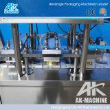 Planta de Llenado automático de agua mineral costo China Alibaba proveedor taza de agua mineral Máquina de Llenado y Sellado