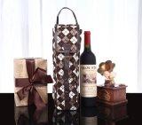 Bouteille de vin en cuir Sac pour Emballage de cadeau