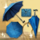 [ولّبيي] [ولك ستيك] مظلة [بربلي]