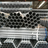 Zink beschichtete G/M Vor-Galvanisiertes Stahlrohr 30-180