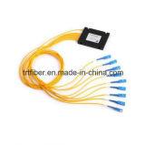 1X16 Caixa de divisor PLC montado em rack