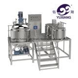 Vakuumnahrungsmittelbereich Homogenizous emulgierenmaschinerie für Flüssigkeit und Sahne