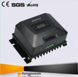 Fangpusun情報処理機能をもったMPPT100/30dは調整装置追跡者12V 24Vの太陽電池の充電器のコントローラ/30A MPPTの絶食する