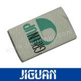 Kundenspezifische Qualitäts-bunter Polyester-Kleidungs-Kennsatz