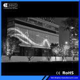 Visualizzazione di LED flessibile completa della maglia di colore SMD LED di alta luminosità di P56.25mm