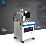 Laser die de van uitstekende kwaliteit van de Vezel Machine voor het Plastiek van het Metaal merken