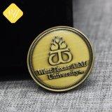 preço de fábrica Custom Loja Dom Bronze medalha em branco