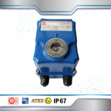 Actuador eléctrico motorizado de la venta caliente