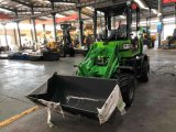 Zl08 Small Wheel Loader with Ce EPA